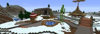 Start des Minecraft Kurzprojektes – Weihnachtsmarkt